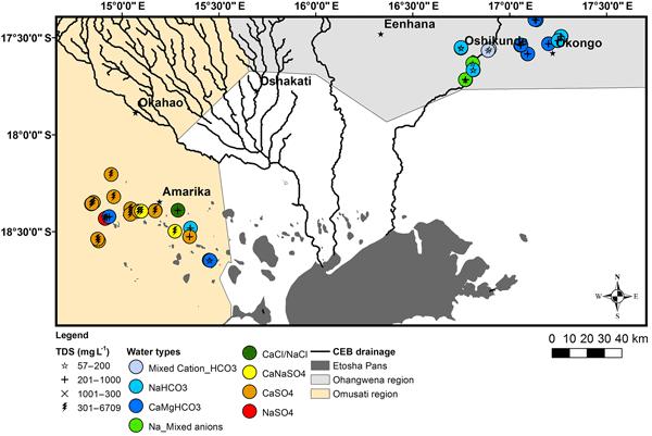 HESS - Relations - Inter-laboratory comparison of cryogenic
